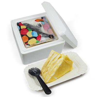 榴莲千层蛋糕500g
